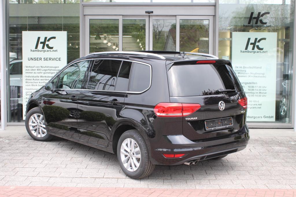 volkswagen touran iq drive 2 0 tdi scr dsg 7 sitzer navi. Black Bedroom Furniture Sets. Home Design Ideas