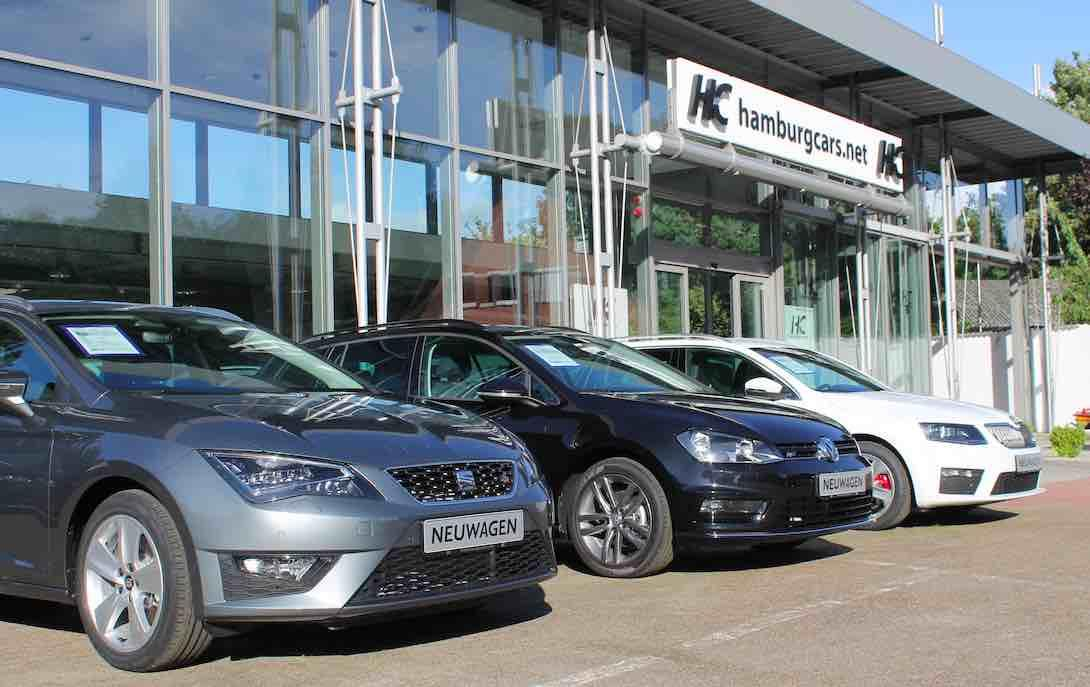 EU-Neuwagen als Reimport Auto bei Hamburgcars