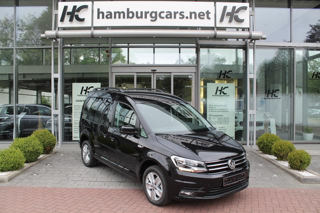 VW Caddy EU-Neuwagen Reimport - Hamburgcars