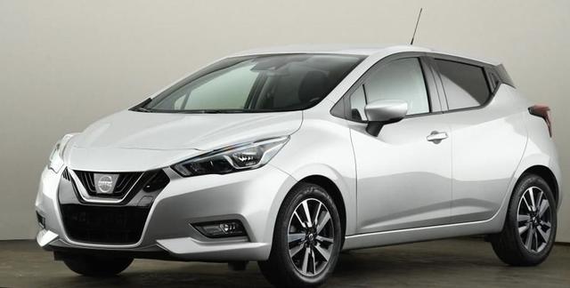 Nissan Micra - Tekna IG-T 100 LED Bose Navi ParkS. Cam SafetyShield360  - Bestellfahrzeug, konfigurierbar