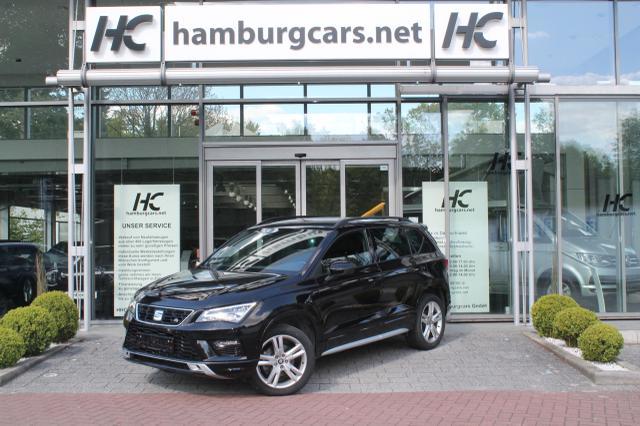 Seat Ateca - FR 2.0 TSI 4Drive AHK ACC Standheizung - Gebrauchtfahrzeug