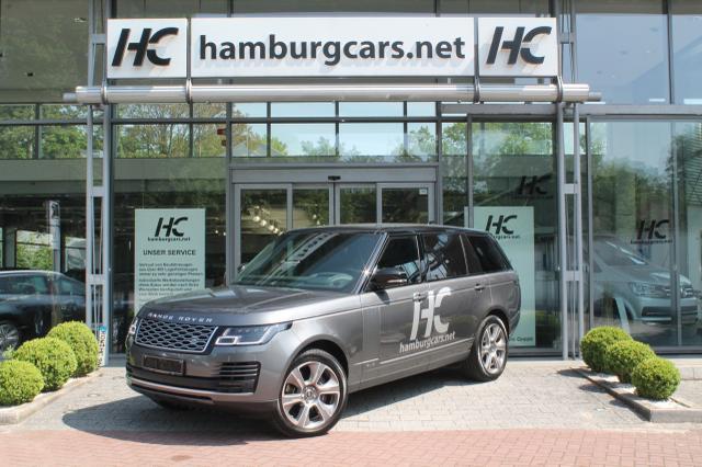 Land Rover Range Rover - Vogue LWB Lang 4.4 SDV8 LaserLED, AHK, Pano, Fond Entertainment - Gebrauchtfahrzeug