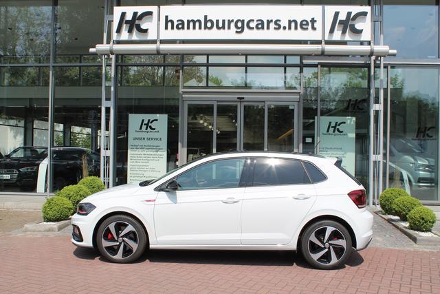 VW Polo - R-line 1,5 TSI DSG ACC Comp.Media PDC climatronic Winterpaket AppConnect - Lagerfahrzeug