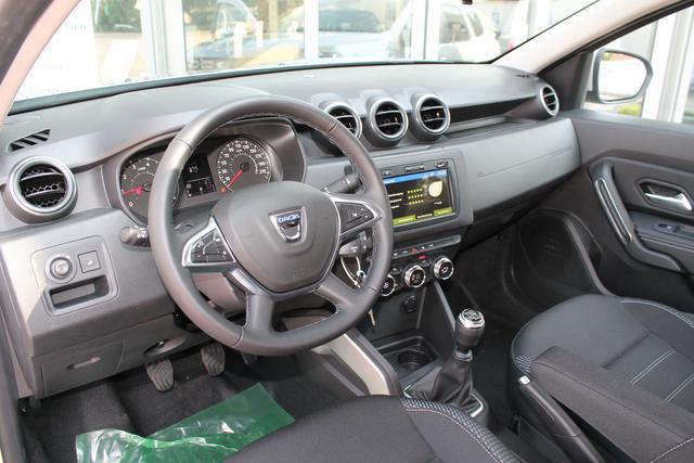 Dacia Duster - Streetway 1.0T Navi Parks. Sitzhzg. Cam KlimaTempomat DAB - Lagerfahrzeug