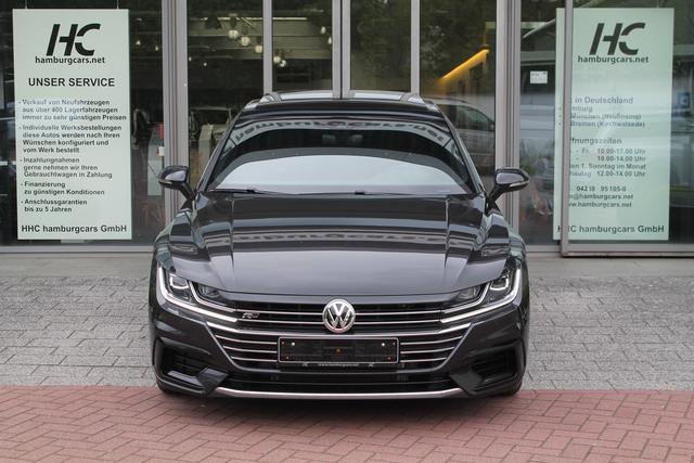 VW Arteon Shooting Brake - Elegance 2.0 TDI DSG IQ.LED AHK Panorama NaviPRO Camera 19
