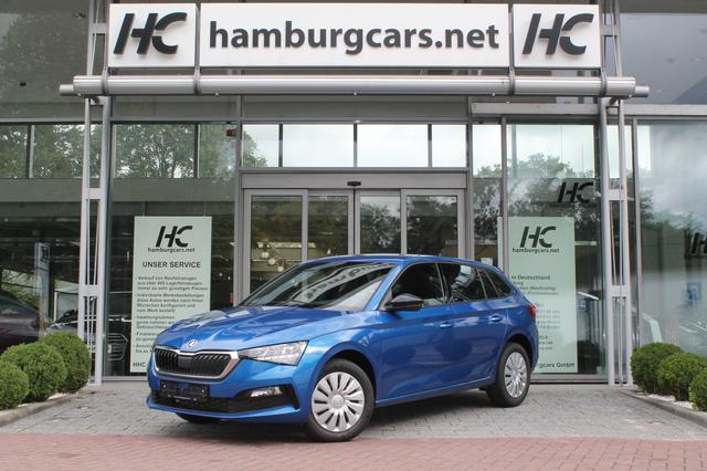 Skoda Scala Ambition 1.5 TSI DSG Klimaautom. DAB Winterpaket Lane Assist