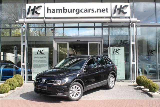 VW Tiguan - Comfortline 1,5 TSI DSG Nav ACC CAM 3Z-Clima Parkassist beh.Lenkrad - Lagerfahrzeug