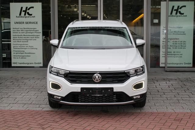 VW T-Roc - Sport TEAM 2.0 TDI DSG 4M AHK Navi ACC LED ActiveInfo Assistenzpaket - Lagerfahrzeug