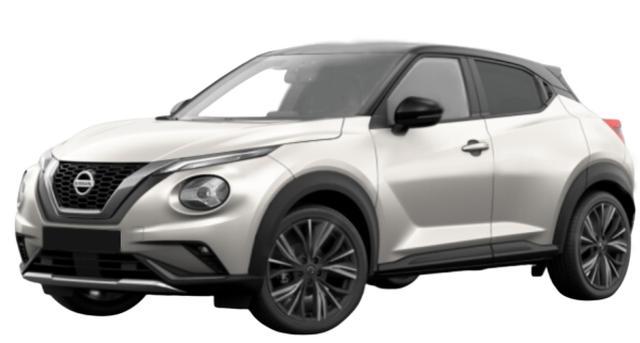 Nissan Juke - Visia 1.0 DIG-T Frei konfigurierbar! - Bestellfahrzeug, konfigurierbar
