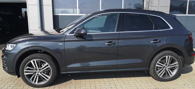 Gebrauchtfahrzeug Audi Q5 - sport quattro S-LINE 2.0 TDI 140KW AT7 E6 - NAVI, LEDER, LED