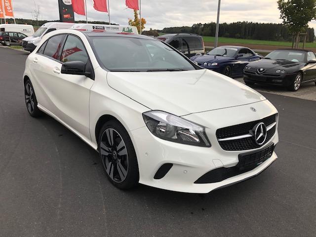 Gebrauchtfahrzeug Mercedes-Benz A-Klasse - A 200 CDI / d (176.008) 2,1 Ltr. - 100 kW KAT