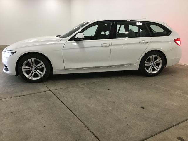 Gebrauchtfahrzeug BMW - 3 Touring 318d Sport Line 2.0 110KW MT6 E6 - NAVI, LED