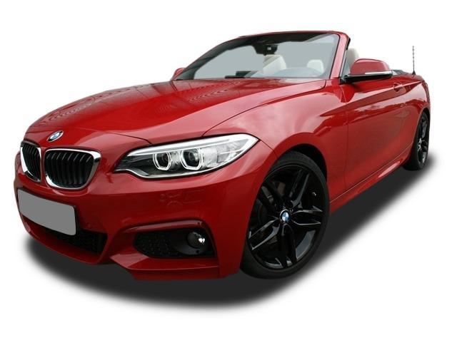 Gebrauchtfahrzeug BMW 2er Cabriolet - 220d M Sport 2,0 Ltr. - 140 kW 16V Turbodiesel, M-Sportpaket