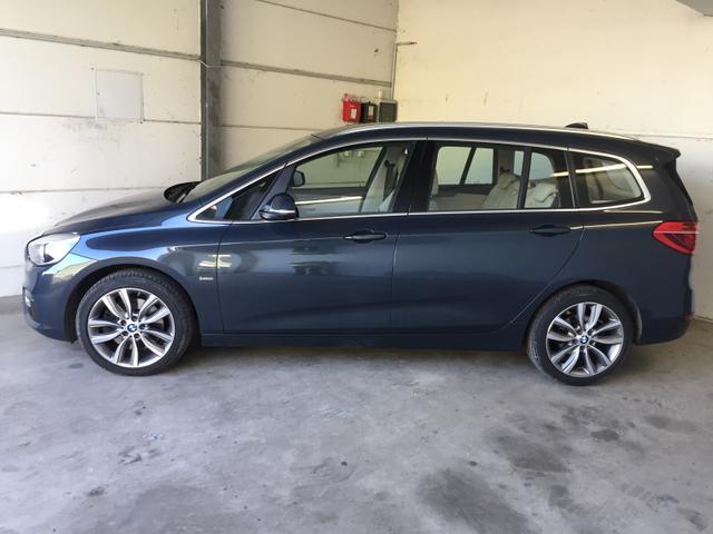 Gebrauchtfahrzeug BMW 2er Gran Tourer - 220d xDrive Luxury Line 140KW AT8 E6 - 7 Sitzer, NAVI, LEDER, ALLRAD, HuD