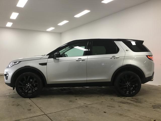 Gebrauchtfahrzeug Land Rover Discovery - HSE 2.0 132KW AT9 E6 - NAVI, LEDER, Allrad, Panoramadach