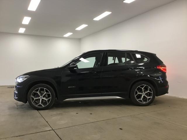 Gebrauchtfahrzeug BMW X1 - sDrive18d xLine 2.0 110KW MT6 E6 - NAVI, LED, HuD, Teilleder, Panodach