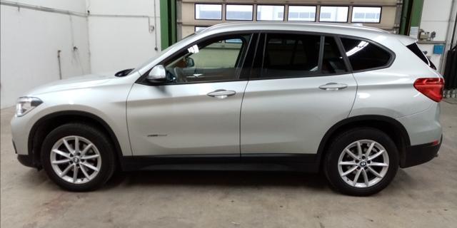 Gebrauchtfahrzeug BMW X1 - sDrive18d Advantage 2.0 110KW AT8 E6 - NAVI, LED, Leder, Automatik