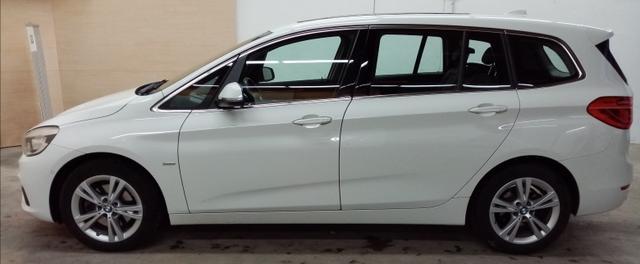 Gebrauchtfahrzeug BMW 2er Gran Tourer - 218i Luxury Line 1.5 100KW AT6 E6 - NAVI, LEDER, LED, Automatik