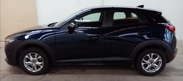 Gebrauchtfahrzeug Mazda CX-3 - SKYACTIV-G 120 FWD Center-Line 5d 88kW, Navi,