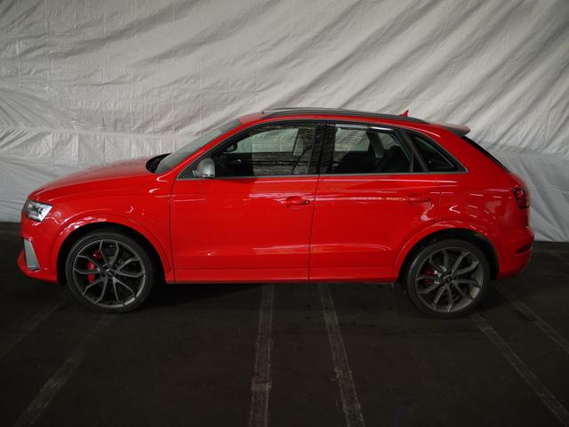 Gebrauchtfahrzeug Audi RS Q3 - RSQ3 2.5 TFSI quattro performance 270KW AT7 E6 - NAVI, LED, Alcantara/Leder, Allrad, Automatik