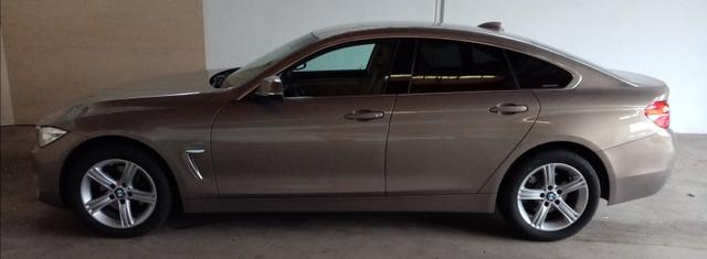 Gebrauchtfahrzeug BMW 4er - 420d xDrive Luxury Line 2.0 140KW AT8 E6- NAVI, LEDER, Automatik, Xenon