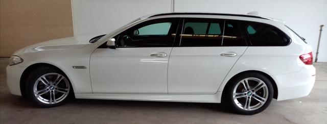 Gebrauchtfahrzeug BMW 5er - 520d Touring M Sport 2.0 140KW AT8 E6, NAVI, Automatik