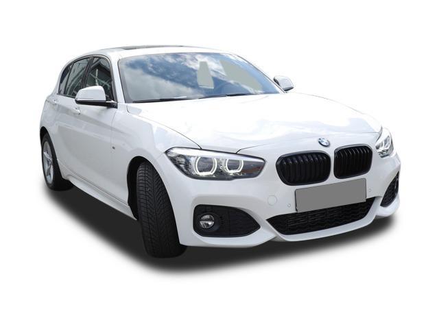 Gebrauchtfahrzeug BMW 1er - 118d Edition M Sport Shadow Shadow2,0 Ltr. - 110 kW 16V Turbodiesel