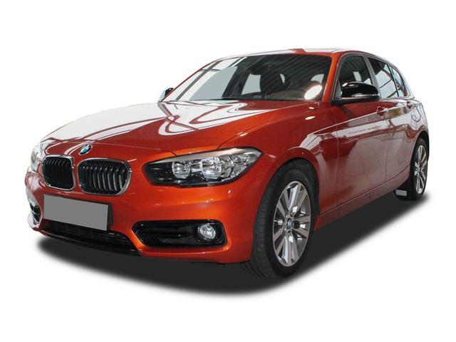 BMW 1er - 120i Sport Line 1,6 Ltr. - 130 kW 16V KAT