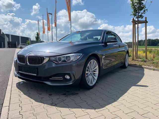 Gebrauchtfahrzeug BMW 4er - 420i Luxury Line Line2,0 Ltr. - 135 kW