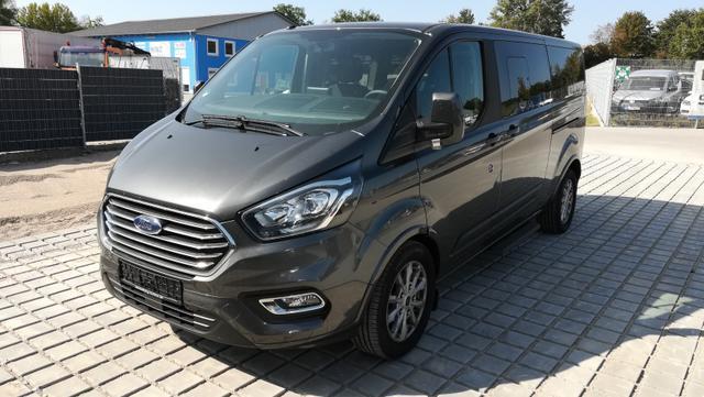 Lagerfahrzeug Ford Transit Custom - 310 L2 Tourneo Trend Trend2,0 Ltr. - 96 kW TDCi KAT