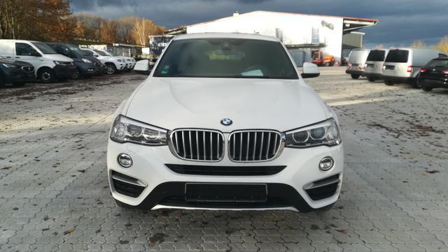 Gebrauchtfahrzeug BMW X4 - xDrive20d xLine xLine2,0 Ltr. - 140 kW 16V Turbodiesel