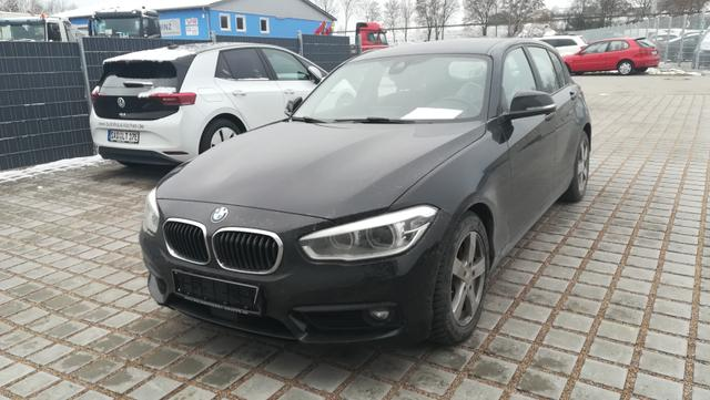 Gebrauchtfahrzeug BMW 1er - 118i Advantage Advantage1,5 Ltr. - 100 kW 12V