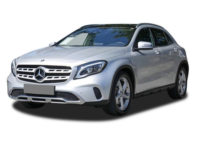 "Gebrauchtfahrzeug Mercedes-Benz GLA - 250 (156.944) Urban 7G Pano Navi LED  8""Display Klima"