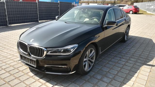 Gebrauchtfahrzeug BMW 7er - 730 d d3,0 Ltr. - 195 kW 24V Turbodiesel