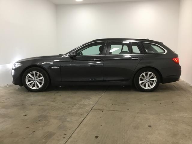 Gebrauchtfahrzeug BMW 5er - 520d Touring 2.0 140KW AT8 E6, NAVI, Head-up-Display