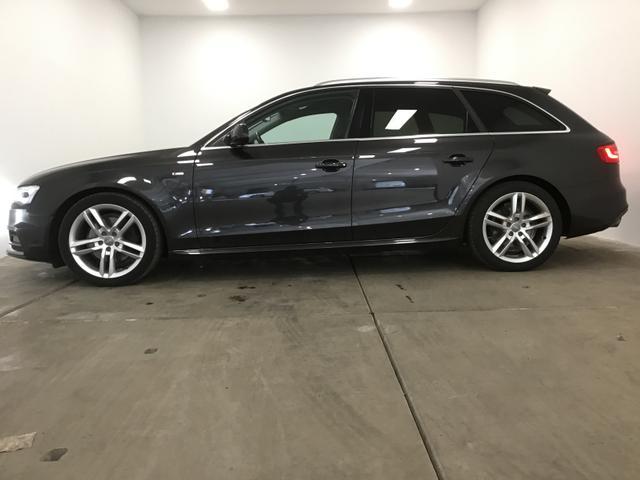 Gebrauchtfahrzeug Audi A4 Limousine - Ambition 2.0 TDI 110KW ATV E6 - NAVI, LEDER, XENON