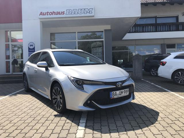 Toyota Corolla Touring Sports - Hybrid H3 2,0 CLUB mit TECHNIK-PAKET, JBL, LED