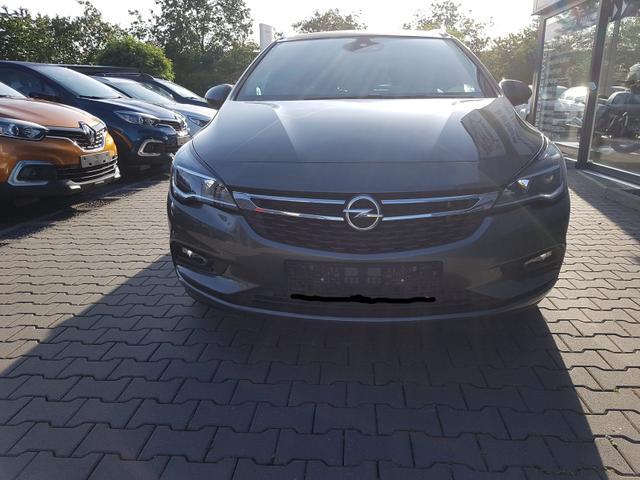 Gebrauchtfahrzeug Opel Astra - K ST INNOVATION Navi Alcantara Kamera Shzg