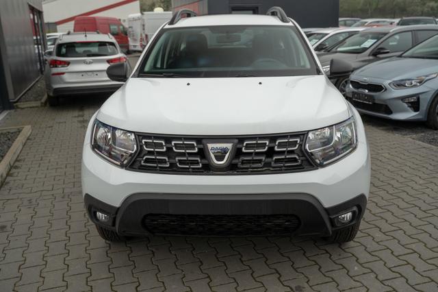 Lagerfahrzeug Dacia Duster - II Radio Klima Zentral