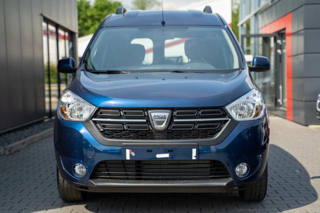 Lagerfahrzeug Dacia Dokker - Comfort Klima 15Zoll PDC BC Tempo NS