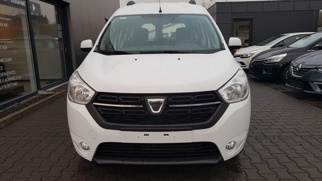 Lagerfahrzeug Dacia Dokker - 1.6 Navi Klima 15Zoll PDC BC Tempo NS