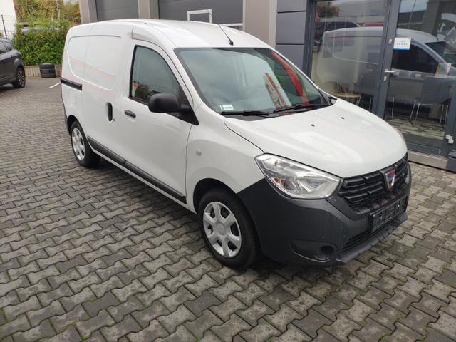 Gebrauchtfahrzeug Dacia Dokker - LPG Klima Radio Servo El. Fenster UVM