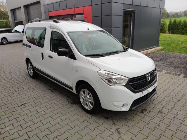 Lagerfahrzeug Dacia Dokker - 1.6 SOFORT Klima 15Zoll PDC BC Tempo NS