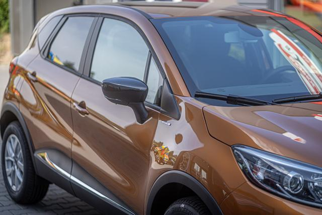 Lagerfahrzeug Renault Captur - Limited NAV SHZG PDC CAM ALU 5J. Garantie