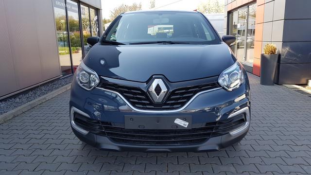 Lagerfahrzeug Renault Captur - TCe90 Kima Radio 5 J. Garantie uvm.!