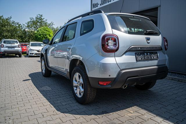 Vorlauffahrzeug Dacia Duster - II Comfort LPG Navi Kamera Tempomat uvm!
