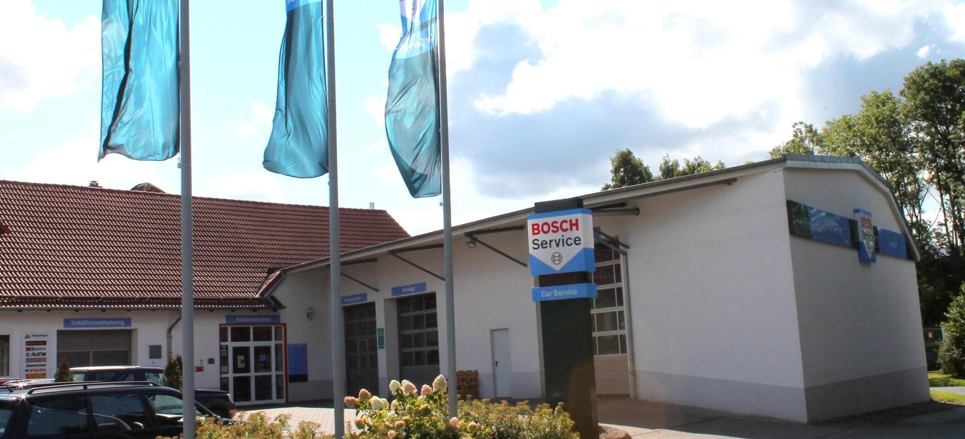 Autoservice Liensdorf Bosch Car Service in Lamspringe