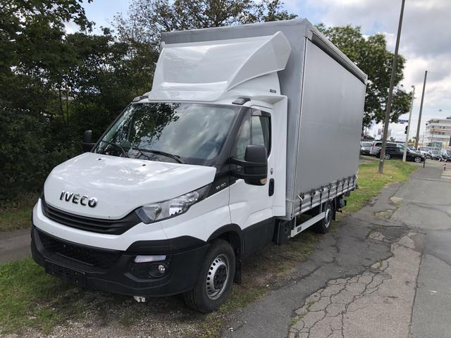 Iveco Daily - 35S18 Pritsche Plane mit LBW