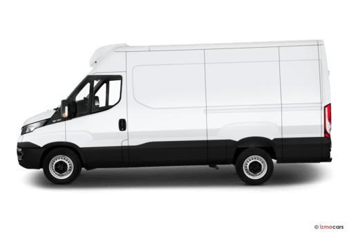 Lagerfahrzeug Iveco Daily - HKa 35 S ... V Radstand 4100 Maxi Groß Hoch