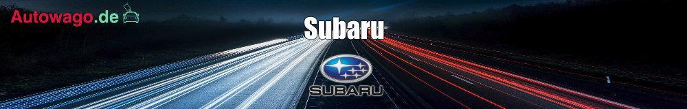 Subaru Reimport EU-Neuwagen bei Autowago in Stuhr Bremen